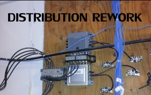 Distribution rework