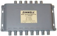 zinwell 8 port multiswich