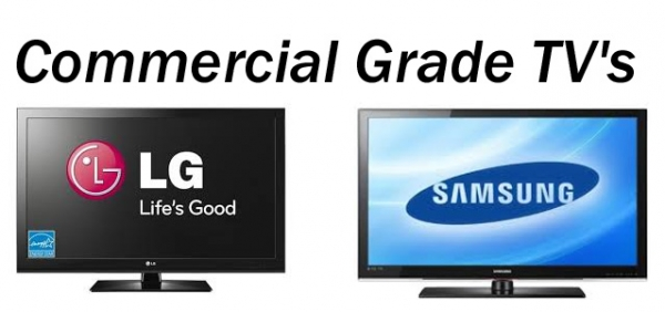 New LG and Samsung Lodging and Hospital TV's are here! Call us for pricing.
